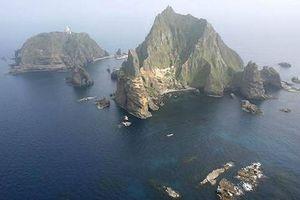 Tàu cá Hàn Quốc, Nhật Bản đâm phải nhau trên biển