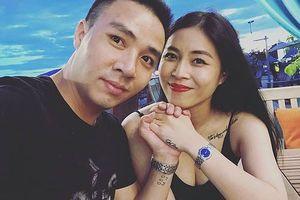 Hành trình yêu của MC Hoàng Linh và chồng mới trước tin đồn chia tay