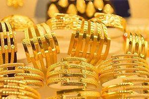 Vàng bật tăng mạnh sau chuỗi ngày giảm giá