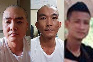 Bắt nhóm đối tượng chém nát chân nam thanh niên ở Phú Thọ