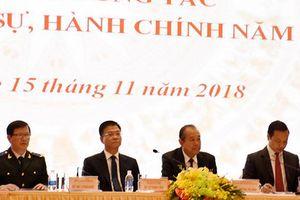 Phó Thủ tướng Trương Hòa Bình: Đề nghị các cơ quan phối hợp trong THADS, hành chính