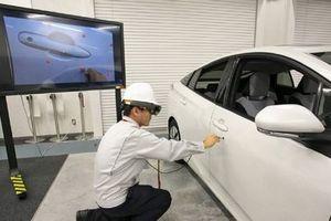 Thực tế lai đang được ứng dụng trong sản xuất ô tô