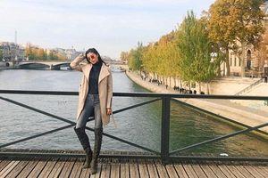 Trang Lạ hưởng kỳ nghỉ ở quê chồng bên Pháp
