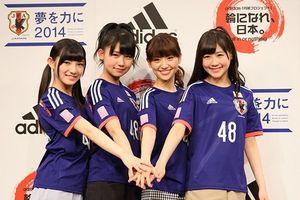 Thành viên ban nhạc AKB48 đình đám Nhật Bản tham gia chạy ở hồ Gươm