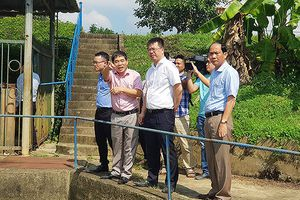 Kiểm tra thiếu nước sạch ở Đà Nẵng, Cục Quản lý tài nguyên nước nói gì?