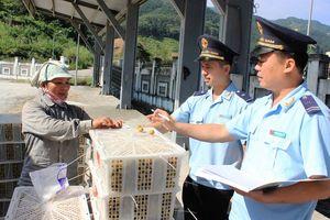 Thu NSNN tại Hải quan Hà Giang: Chịu tác động lớn từ hoạt động của doanh nghiệp