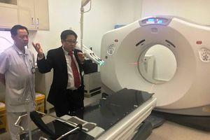 TPHCM có trung tâm điều trị ung thư hơn 120 tỷ đồng
