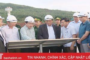 Tuyến đường sắt Viêng Chăn - Vũng Áng sẽ giúp Lào trở thành trung tâm trung chuyển hàng hóa khu vực