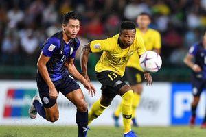 Malaysia sẽ tung át chủ bài Mohamadou Sumareh khi đụng độ tuyển Việt Nam