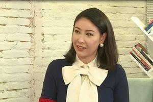 Hoa hậu Hà Kiều Anh: Không nên cấm trẻ con yêu sớm...