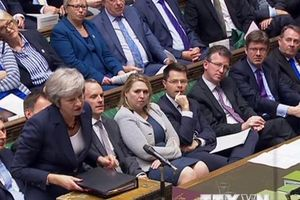 Dự thảo thỏa thuận đối diện với khó khăn tại Hạ viện Anh