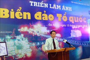 Thông tấn xã Việt Nam triển lãm ảnh 'Biển đảo Tổ quốc' tại Đà Nẵng