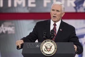Phó Tổng thống Mỹ: Không có chỗ cho 'đế chế và sự gây hấn' ở Ấn Độ Dương - Thái Bình Dương
