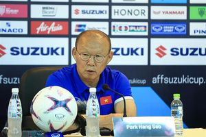 AFF Suzuki Cup 2018: Việt Nam và Malaysia đều không ngại 'thử thách'