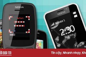 Nokia 106 và Nokia 230 được nâng cấp thêm phần cứng, màu sắc mới