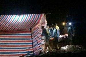 Vụ sập hầm vàng ở Hòa Bình: Đã tìm thấy thi thể phu vàng cuối cùng