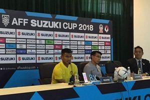 AFF 2018: HLV Malaysia đề phòng 3 cầu thủ Việt Nam trong trận đấu sắp tới