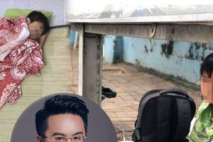 Câu chuyện 'cậu bé ngủ cạnh sân vận động' của nam MC khiến cộng đồng lay động