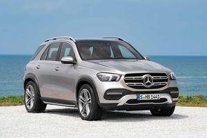 Clip: 10 thông tin cần biết về Mercedes-Benz GLE 2019
