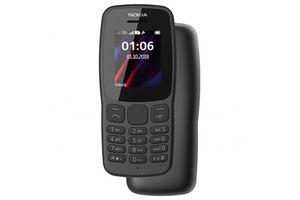 Nokia ra mắt điện thoại pin chờ 21 ngày, giá hơn 400.000 đồng