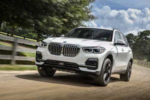 BMW làm phiên bản plug-in hybrid cho X3 và X5