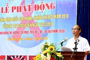Lào Cai: Có gần 3.000 người nhiễm HIV