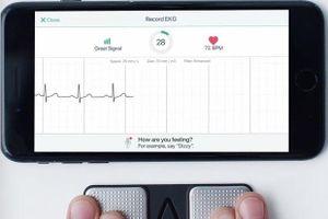 Theo dõi nhịp tim bằng smartphone có thể cứu sống bạn kịp thời