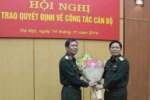 Trung tướng Nguyễn Tân Cương làm Phó Tổng Tham mưu trưởng Quân đội