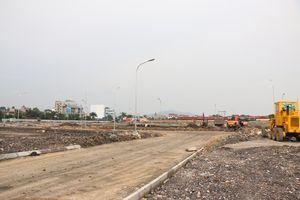 TP Uông Bí đồng ý điều chỉnh một số lô đất tại Khu dân cư đô thị Yên Thanh