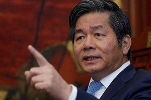Đề nghị xem xét, thi hành kỷ luật nguyên Bộ trưởng KH&ĐT Bùi Quang Vinh vì liên quan vụ Mobifone - AVG