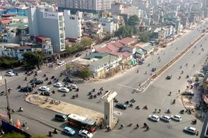 2.570 căn hộ phục vụ tái định cư dự án Hoàng Cầu-Voi Phục