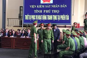 Hai cựu tướng Phan Văn Vĩnh-Nguyễn Thanh Hóa liên tục vào phòng y tế