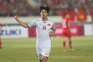 Lộ diện 'lá bùa may mắn' của đội tuyển Việt Nam trước Malaysia