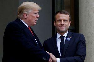 Tổng thống Macron: Pháp không phải 'chư hầu' của Mỹ