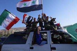 Các lệnh trừng phạt của Mỹ sẽ buộc Iran rút quân khỏi Syria