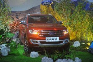 Ford Everest 2019 sắp ra mắt phiên bản Ambiente 2019, giá dưới 1 tỷ đồng