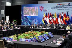Thông qua Tuyên bố chung về đàm phán Hiệp định RCEP