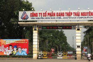 Gang thép Thái Nguyên: Chồng chất khó khăn