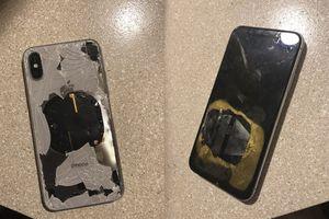 iPhone X bỗng nhiên phát nổ sau khi cập nhật lên iOS 12.1