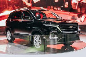 GM trình làng Captiva mới: Xe Trung Quốc gắn mác Chevrolet