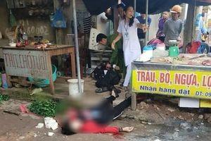 Vụ người phụ nữ bán đậu bị bắn tử vong: Lộ tin nhắn giữa nạn nhân và nghi phạm