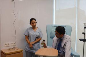 Bệnh viện FV đầu tư 120 tỉ đồng cho Trung tâm điều trị ung thư Hy vọng