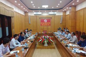 Bộ GTVT làm việc với Quảng Trị về công tác GPMB đoạn Cam Lộ - La Sơn