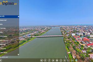 Huế: Khám phá du lịch bằng công nghệ ảnh 360 độ