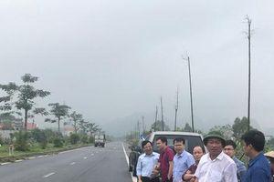 Tuyến đường 1.700 tỷ nham nhở, mất an toàn ở Ninh Bình: Sở GTVT yêu cầu tập trung xử lý