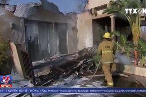 56 người thiệt mạng trong hảm họa cháy rừng California