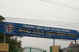 Nam Định: Hiệu trưởng, hiệu phó bị tố được bổ nhiệm khi chưa đủ tiêu chuẩn