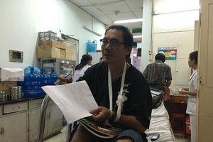 Kết quả xét nghiệm mới nhất trong vụ Đạo diễn Đặng Quốc Việt bị hành hung