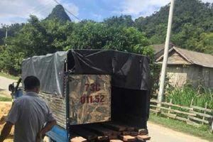 Quảng Bình: Lâm tặc hô hoán cướp để kích động người dân tấn công kiểm lâm