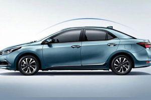 Toyota Corolla Sedan 2019 sắp ra mắt có gì hay?